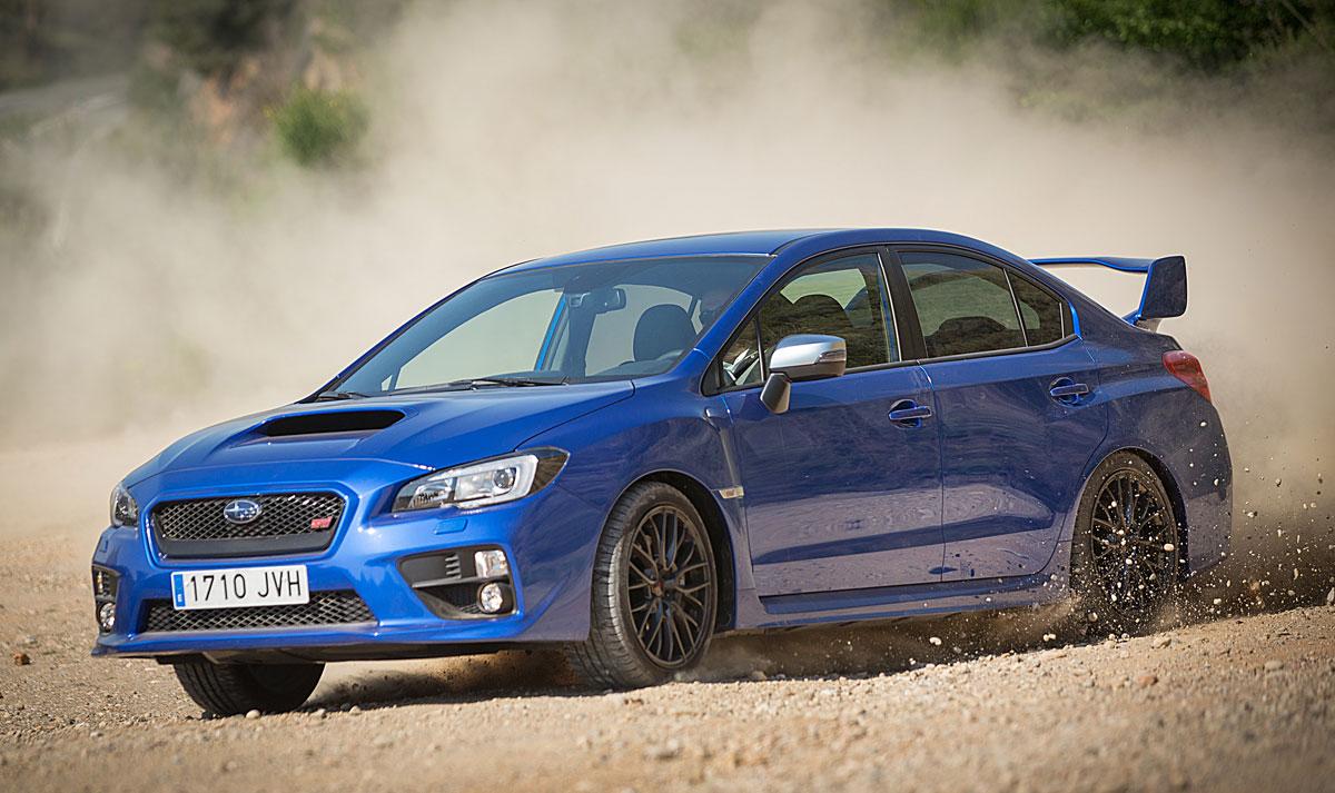 Subaru wxr sti