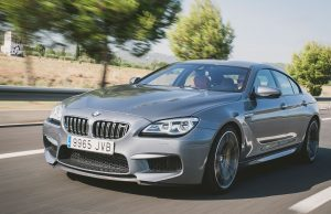 BMW M6 Competition Packcage