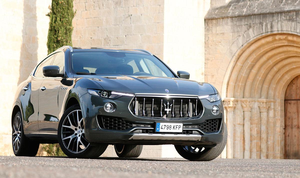 Maserati Levante Diésel