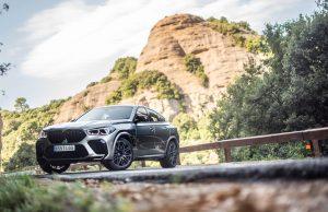 Prueba BMW X6 M Competition